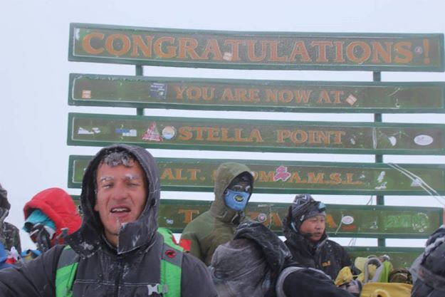 stella point kilimanjaro