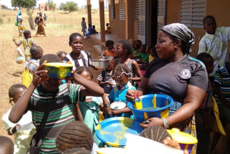 secteur10 au Burkina Faso en octobre 2015