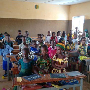 Stand van zaken in Burkina Faso