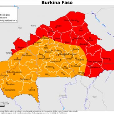 Burkina Faso: een humanitaire ramp dreigt