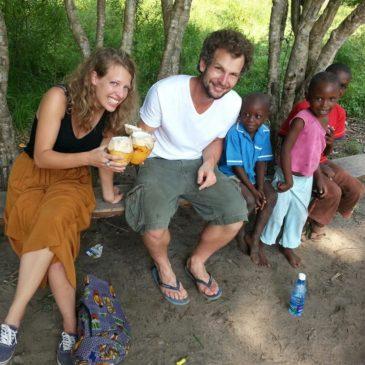 Nieuwe start voor ons project in Kenia